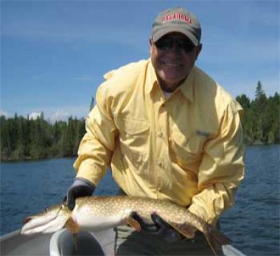great northern pike fishing lodge on canadian lakes