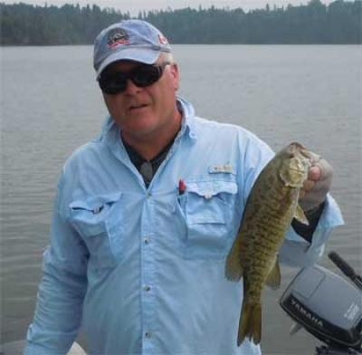 canada has lodges with terrific smallmouth bass fishing