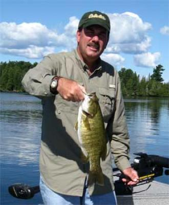 huge smallmouth are common fishing canada lodges