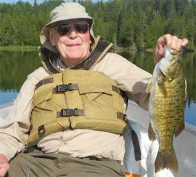 Trophy Anglers Award Smallmouth Bass Fishing in Ontario Canada