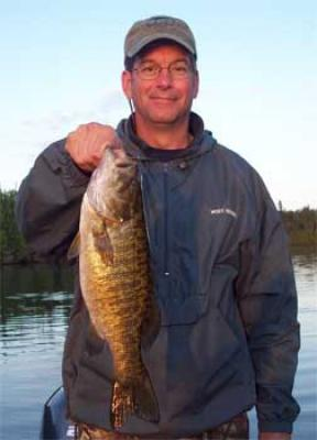 Experience Trophy Smallmouth Bass Fishing at Fireside Lodge Canada