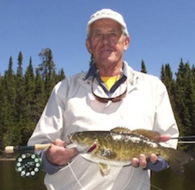 Fly Fishing in Ontario Canada for Smallmouth Bass