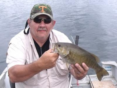 Fishing Canada Lakes for Smallmouth Bass at Fireside Lodge