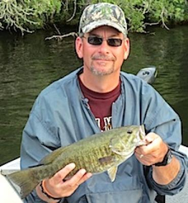 Can t Beat Samllmouth Bass Fishing at Fireside Lodge in Canada