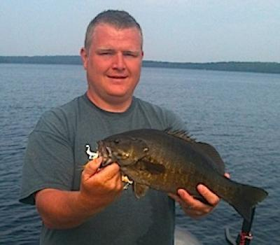 Canada Best Smallmouth Bass Fishing at Fireside Lodge