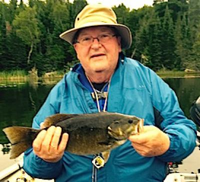 Big Clear Water Smallmouth Bass Fishing at Fireside Lodge in Canada