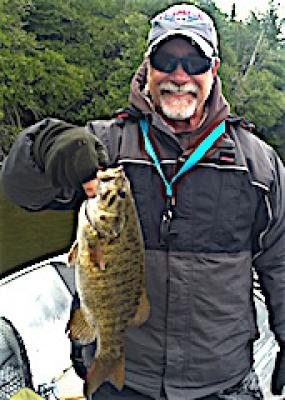 Special Trophy Fishing for Smallmouth Bass at Fireside Lodge in Canada