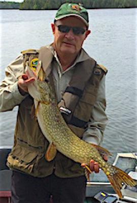 Best Ever Pike Fishing at Fireside Lodge in Canada