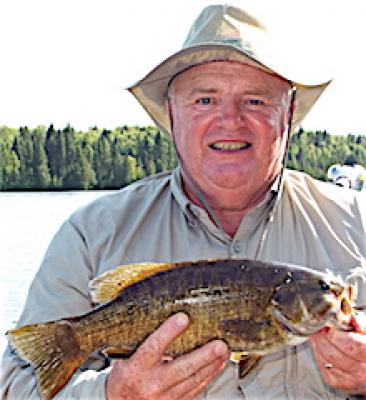 So many Smallmouth So Little Time Fishing at Fireside Lodge in Canada