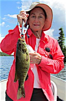 Exceptional Smallmouth Bass Fishing at Fireside Lodge in Canada
