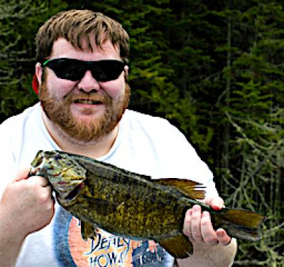 Rather Be Fishing Smallmouth Bass at Fireside Lodge in Canada