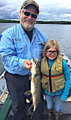 Another Pike Fishing at Fireside Lodge in Canada