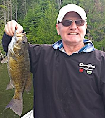Remarkable Fishing for Trophy Smallmouth Bass at Fireside Lodge in Canada