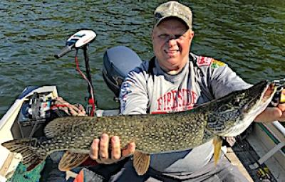 Show Off That Northern Pike Fishing at Fireside Lodge in Canada