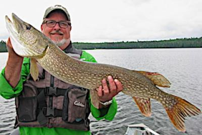 Outstanding Northern Pike Fishing at Fireside Lodge in Canada