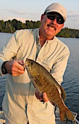 Colossal Trophy Smallmouth Bass Fishing at Fireside Lodge in Canada