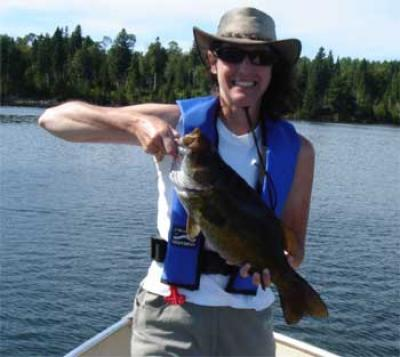 big master anglers smallmouth lake