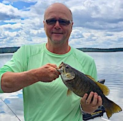 Hooked on Smallmouth Bass Fishing in Ontario Canada