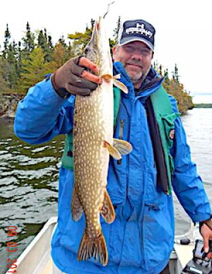 Best Day Ever Northern Pike Fishing in Northwest Ontario Canada
