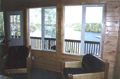 fishing lodge ontario