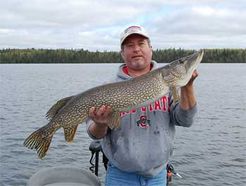 northern pike master anglers lake