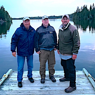 Making Fishing Memories with Family and Friends at Fireside Lodge in Ontario Canada