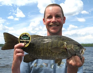 Trophy Master Anglers Smallmouth Bass Fishing Canada