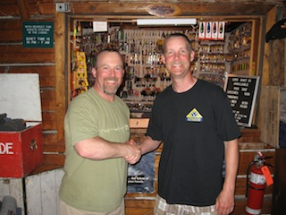 Friends Fishing in Canada Lodges in Northwest Ontario Fireside Lodge