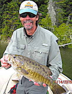 Unreal Trophy Fishing at Fireside Lodge in Ontario Canada by Bill