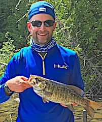 Great Trophy Smallmouth Bass Fishing in Canada by Adam Spartz