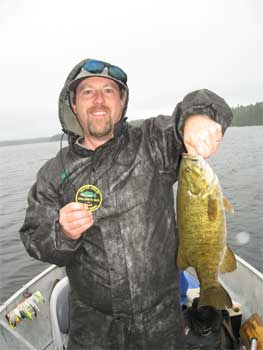 trophy master anglers smallmouth lodge
