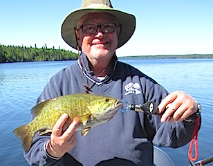Terrific Fun Fishing at Fireside Lodge by Wayne Farabough
