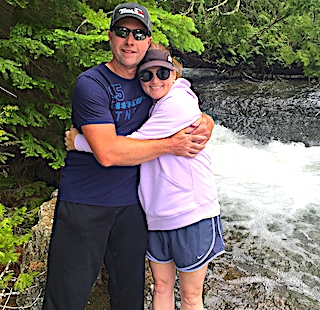 Making Wonderful Family Memories at Twin Falls on Little Vermilion Lake in Ontario Canada