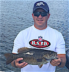 Trophy Smallmouth Bass are Common Fishing at Fireside Lodge