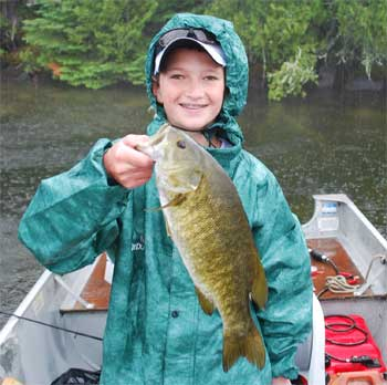 trophy smallmouth at any age in canada