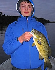 Trophy Smallmouth Bass by Steven Minson