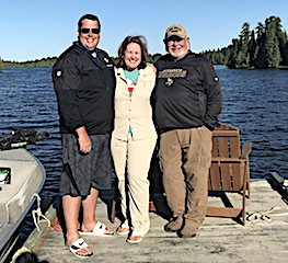 Great Family Fishing at Fireside Lodge in Canada The Lester Family