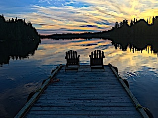 Wilderness Fishing in Canada at Fireside Lodge