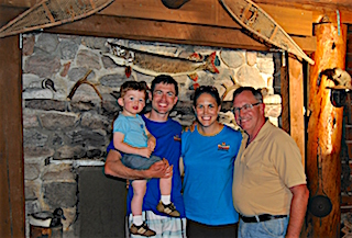 Super Fishing Outdoor Vacation at Fireside Lodge by The Capecchi Family