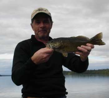 bass fishing lodges in Canada