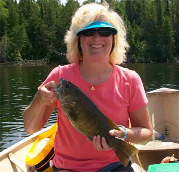 best smallmouth bass lodges in Ontario