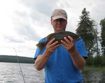 lodge fishing in canada for smallmouth bass