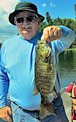 rophy Smallmouth Bass Fishing in Canada by Jerry