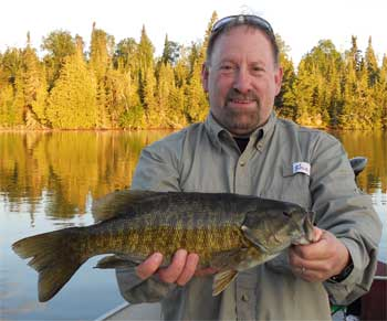 master anglers smallmouth fishing lodge canada