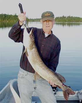 northern pike trophy master angler ontario