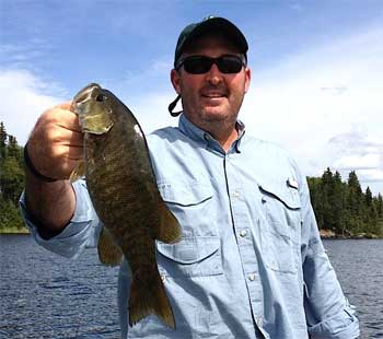 Super Smallmouth Bass Fishing in Canada