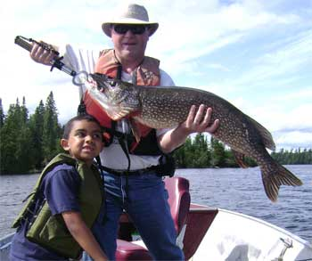 trophy master anglers northern pike