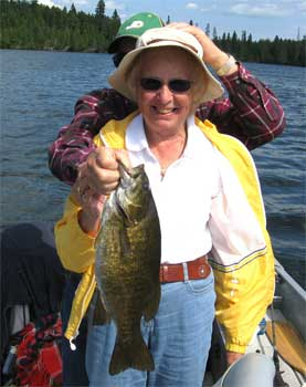master anglers smallmouth bass trophy