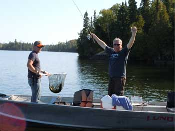 fishing is fabulous for smallmouth bass in Canada