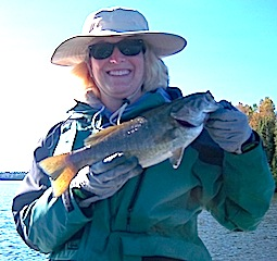 Fabulous Smallmouth Bass Fishing at Fireside Lodge Canada by Colleen Stack
